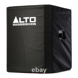 Alto Ts318s Active 18 4000w Subwoofer Bass Bin Speaker Dj Disco Sound Package