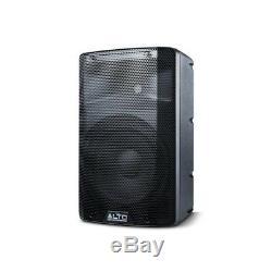 Alto Tx210 Actif 10 150w Rms Dj Disco Club Band Pa Avec Haut-parleur Sans Câble