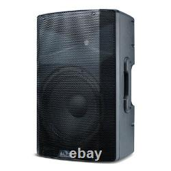 Alto Tx212 12 600w Active Powered Dj Pa Disco Speaker Avec 6m Xlr Lead Uk