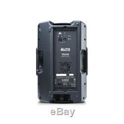 Alto Tx212 Active Powered 12 300w Rms Dj Disco Stage Band Pa Président (paire)