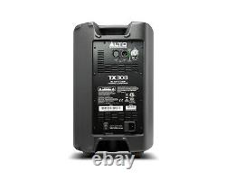 Alto Tx308 350 Watt Active 8 Powered Dj Disco Band Haut-parleur Amplifié