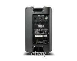 Alto Tx310 350 Watt Active 10 Powered Dj Disco Band Haut-parleur Amplifié