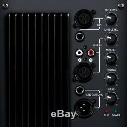 Audio Evolution Rz15a V3 15 1200w Two Way Active Dj Disco Pa Club Président Scène