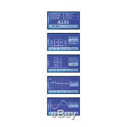 Avante 5600w Active Pa Sound System Président A12 Et A15s Dj Disco