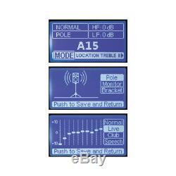 Avante A15 Actif 15 Président 1200w Dj Disco Son Système De Sonorisation