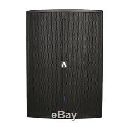 Avante A15s Actif 15 Caisson De Basses-parleurs Bass 1600w Dj Disco Son Système De Sonorisation