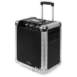 B-stock Nouveau Lecteur Karaoké Portable Disco Dj Pa System Usb Sd Bluetooth Gratuit