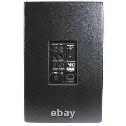 B-stock Studiomaster Drive 15sa Active Powered Subwoofer Live Sound Dj Disco