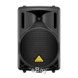 Behringer B212d Active 550w 2 Way Pa 12 Pa Président De Son Système Dj Disco