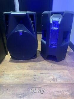 Db Technologies 402 D Haut-parleurs Dj Disco Karaoke Haut-parleurs De Bande Active 12 Pilotes