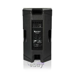Db Technologies B-hype 15 Active Powered 15 Portable Dj Disco Stage Pa Speaker