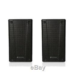 Db Technologies B-hype 8 Actif 8 Pouces Dj Disco En Direct Scène Pa Président (paire)
