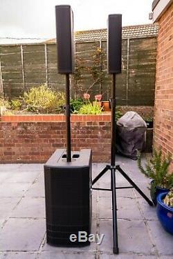 Db Technologies Es 1203 Système De Caisson De Graves Pour Haut-parleurs Pa 1200w Rms Dj Disco Band