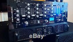 Dj Band Club Disco Pa Système De 18 Pouces Subwoofers / Haut-parleurs Amplificateur Actif Subs