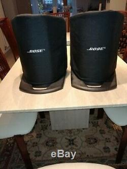 Double Bose L1 Compact Léger / Disco / Guitare / Vocal Speaker System
