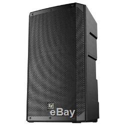 Electro-voice Elx200 15p 15 1200w Classe D Actif Dj Disco Portable Speaker Pa