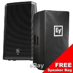 Electro-voice Zlx12p 12 Haut-parleurs De Sonorisation Dj Amplifiés Actifs De 1000 Watts