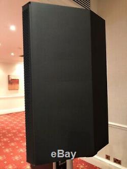 Electro-voice Zlx15p Ev 15 1000 Watt Powered Actif Pa Disco Haut-parleur Paire Utilisé
