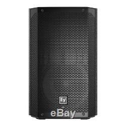 Electrovoice Elx200-10p Actif 10 Pa Président 1200w Dj Disco Sound System