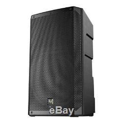 Electrovoice Elx200-15p Active 15 Pa Président 1200w Dj Disco Sound System