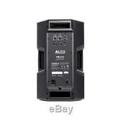 Enceinte Alto Ts315 Active 15 Dj Disco (paire) & Subwoofer Alto Ts215s (paire)