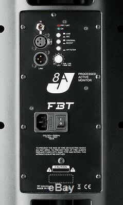 Fbt J8a Président Active Sound System Pa Dj Disco
