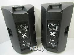 Fbt X-lite 15a Powered Actif Dj Disco 1000w Haut-parleurs (paire) Inc Garantie