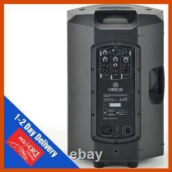 Fourmi Mbs12 12 Active Powered 1600w Dj Pa Disco Club Speaker Bundle Bags & Cables