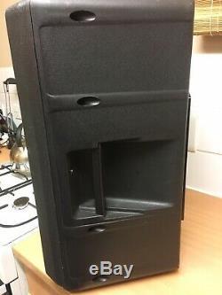 Gemini Actifs Gx350 12 Pa Disco Haut-parleurs Avec Housses / Étuis De Protection