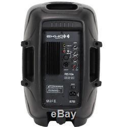 Haut-parleur Actif 10 De Haut-parleur Actif De Partie De Disco Portative De Dj De Puissance Élevée 400w