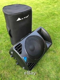 Haut-parleur Actif Alto Ps 4ha 12 Avec Moniteur De Protection Du Sol Dj Mobile Disco Pa Drum