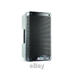 Haut-parleur Alto Ts308 Active 2000w 8 Dj Disco (simple) + Câble Xlr Gratuit De 6m