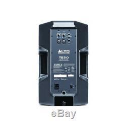Haut-parleur Alto Ts310 Actionné 10 1000w Rms Acteur Sono Dj Disco Garantie Garantie