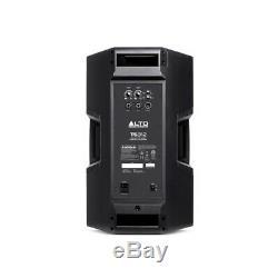 Haut-parleur Alto Ts312 1000w Rms 12 Active Dj Disco Pa (x2) & Subwoofer Ts312s 12