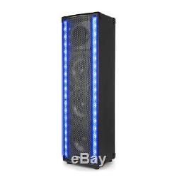 Haut-parleur Bluetooth Disco Home Party Avec Led Mooding Mood Light Wave 400w