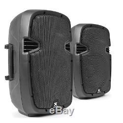 Haut-parleur De Sonorisation Actif Haute Puissance 800w 10 Woofer Dj Discospj1000ad