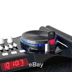 Haut-parleur Disco Home Party Avec Station De Lecteur Multimédia Usb Bluetooth Intégrée 800w