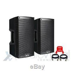 Haut-parleurs Alto Ts310 Active 10 1000 W Rms Pour Dj Disco Pa (paire) Avec Câbles Gratuit