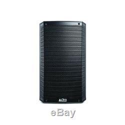 Haut-parleurs Alto Ts312 Active 12 1000 W Rms Pour Dj Disco Pa (paire) Avec Câbles Xlr Gratuit