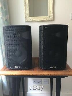 Haut-parleurs Alto Tx210 Active 10 600 W Rms Dj Disco Live Pa (paire)