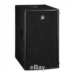 Hk Audio Premium Haut-parleur Subwoofer Actif Bass Pro 600w Dj Disco