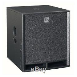 Hk Audio Premium Pro18sa 18 Bass Bin Actif Bass Dj Disco Pa