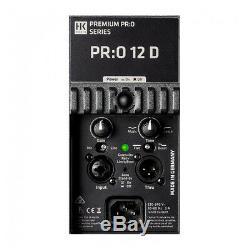Hk Audio Premium Pro 12 Boîtier Dj Disco Avec Système De Son Actif 4800w