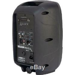 Ibiza Active Speaker Avec Usb / Sd / 8 150w Bluetooth Convient Pour Disco Dômes