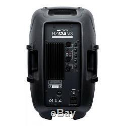 Kam Rz12a V3 1000w 12 Powered Pa Active Speaker Avec Eq Dj Disco Band Club Bar