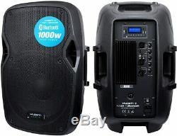 Kam Rz12a V3 1000w Active Speaker Pa Bluetooth Dj Disco Sound System