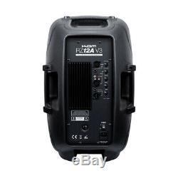 Kam Rz12a V3 Active 1000w Dj Disco Président De Son Système De Sonorisation