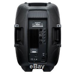 Kam Rz15a V3 15, 1200w Crête Dj Disco Active Powered Pa Speaker