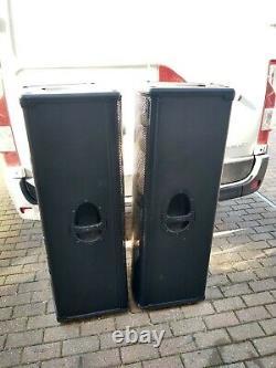 Mackie Haut-parleurs Disco Sa1232z Pa-parleurs Du Système