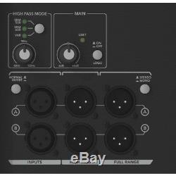 Mackie Srm1850 Subwoofer Actif Amplifié Pour Dj Disco Band 18 800 W Rms